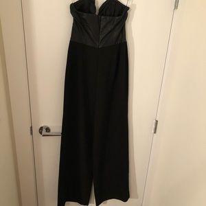 Forever 21 Other - NWOT black long pants jumper